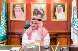 مدير جامعة الملك خالد الأستاذ الدكتور فالح بن رجاء الله السلمي