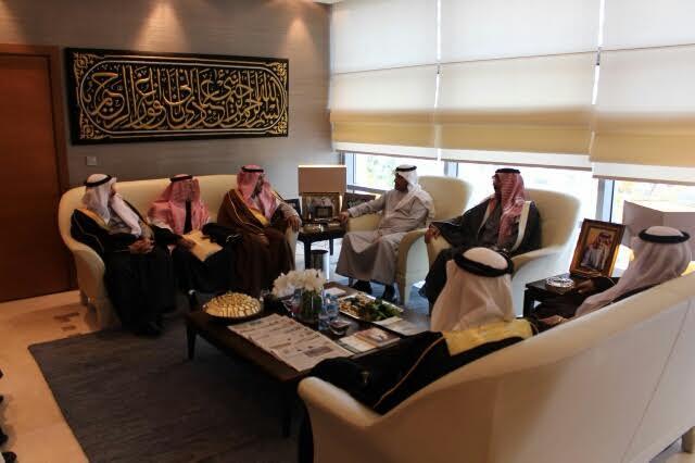السمرين يرأس وفا رجال أعمال للتعرف على الفرص الاستثمارية في الأردن 2