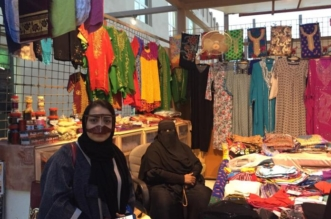تماضر الرماح تستمع لتحديات المرأة العاملة في السوق الشعبي بعرعر - المواطن