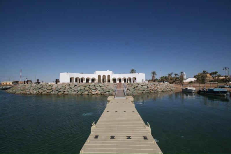 السياحة نفذت أول مرسى سياحي على شواطئ تبوك1