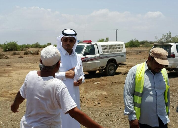 السيول تحاصر قرى الشقيري وتدمر العبارات والكباري (4)