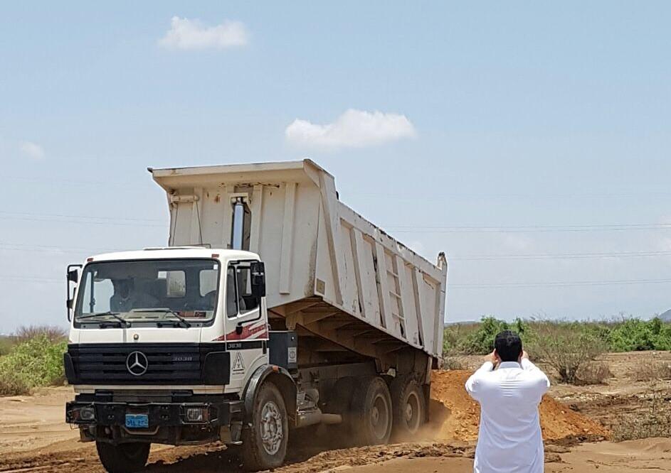 السيول تحاصر قرى الشقيري وتدمر العبارات والكباري (5)