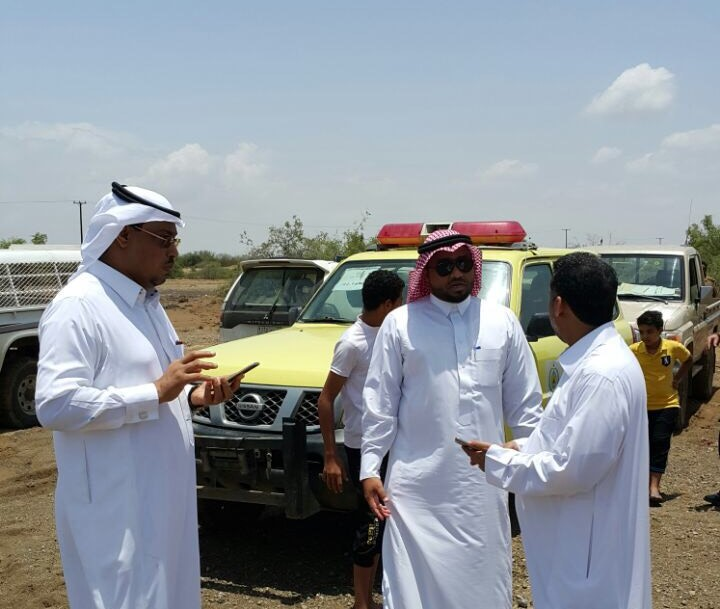السيول تحاصر قرى الشقيري وتدمر العبارات والكباري (7)