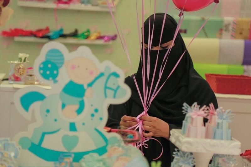 الشابة السعودية فوزية العتيبي (3)