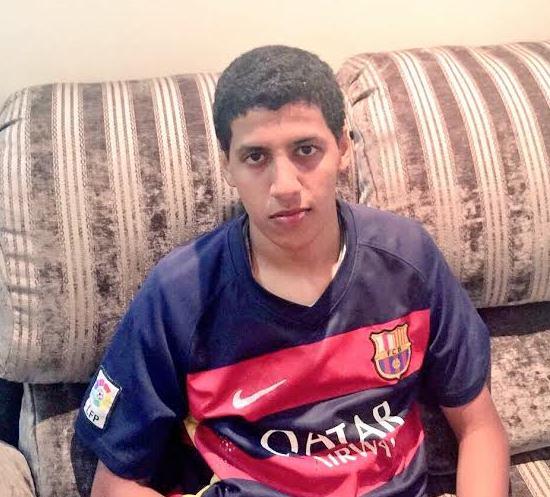 الشاب محمد العلياني مفقود الجبيل
