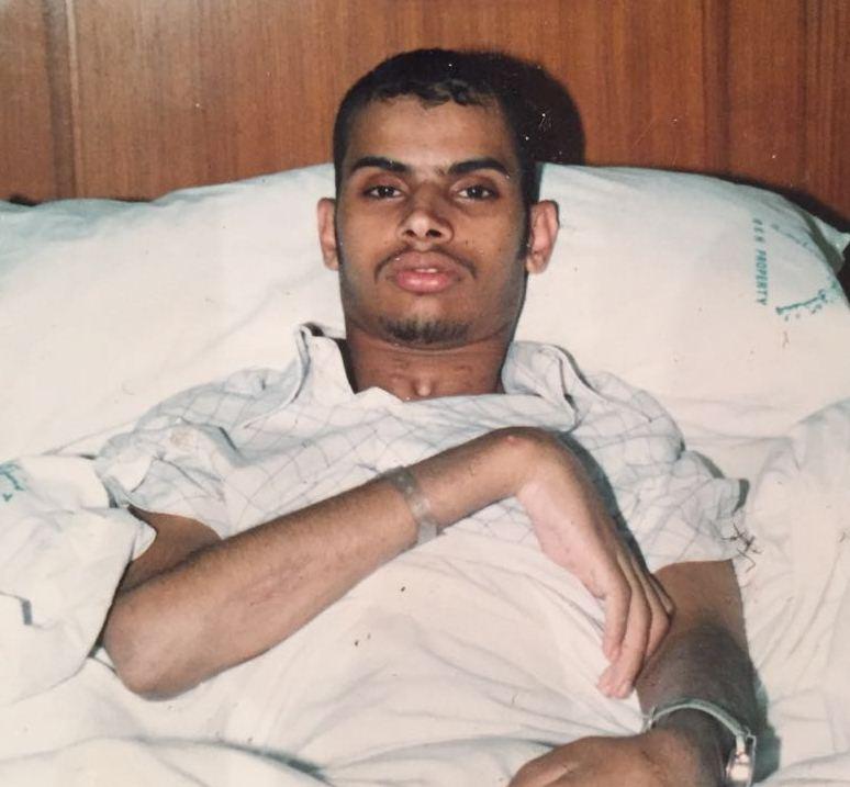 الشاب ناصر الشمراني