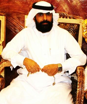 الشاعر عبدالله جابر الحسيني الشهري