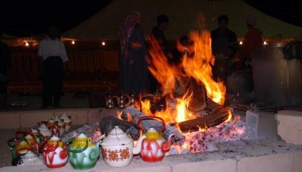 الشتاء في الرياض