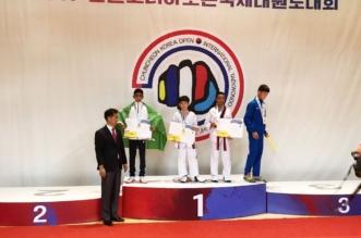 """""""الشخص"""" يخطف فضية دولية التايكوندو في كوريا - المواطن"""