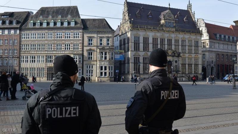 الشرطة-الألمانية