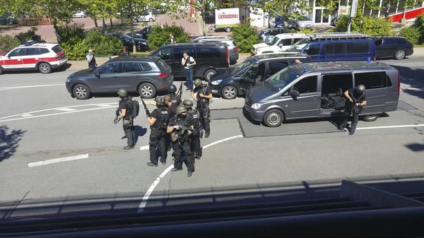 الشرطة-الالمانية