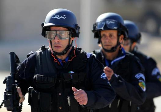الشرطة الجزائية