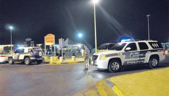 الشرطة-دورية--امنية