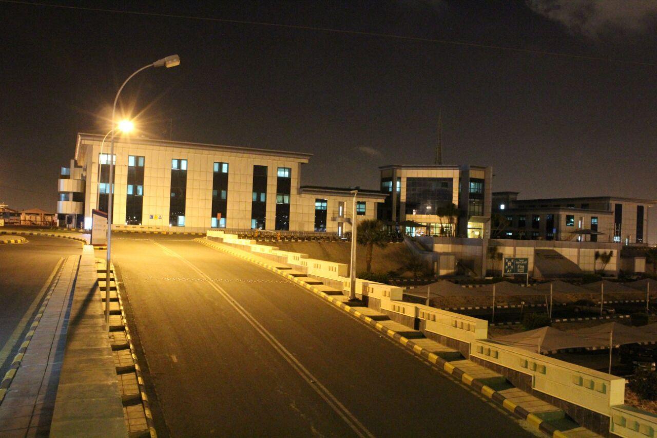 الشركة السعودية للكهرباء تشارك العالم ساعة الارض (4)