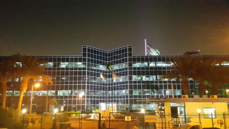 الشركة السعودية للكهرباء تشارك العالم ساعة الارض (6)