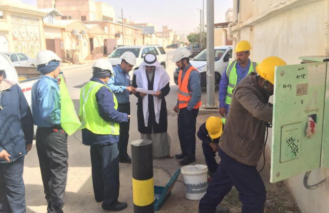 الشركة السعودية للكهرباء4