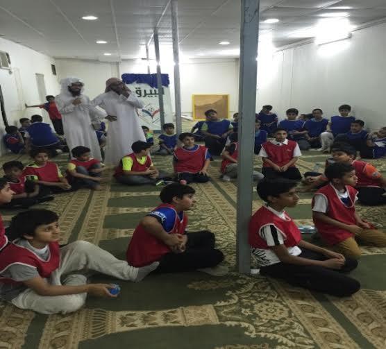 الشقردية وعلوم الرجال مناشط الطلاب في أندية الرياض الموسمية 1