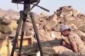 بالفيديو.. آخر اشتباك للبطل الزهراني مع الحوثيين قبل استشهاده - المواطن