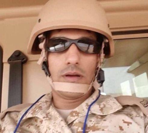 الشهيد العريف محمد بن حمود العنزي