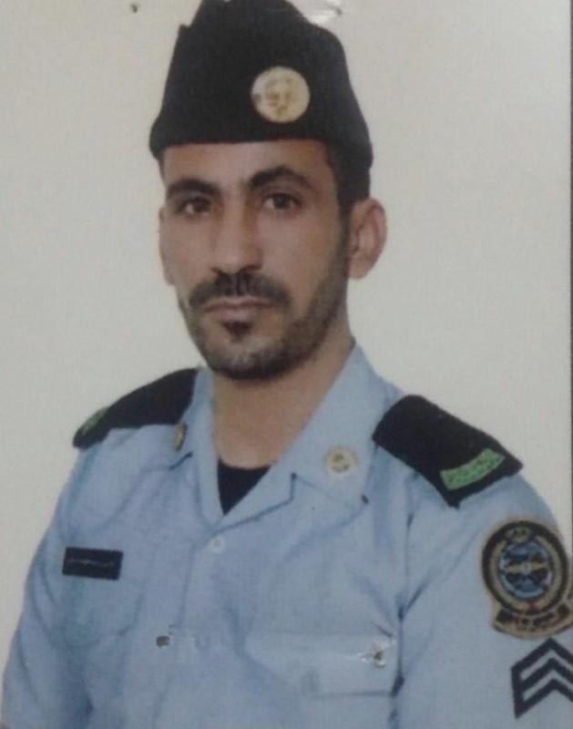 الشهيد العريف نائر بن غازي البقمي
