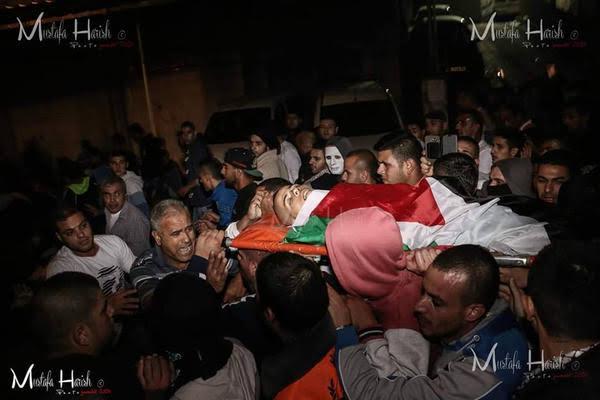 الشهيد الفلسطيني شعفاط 4