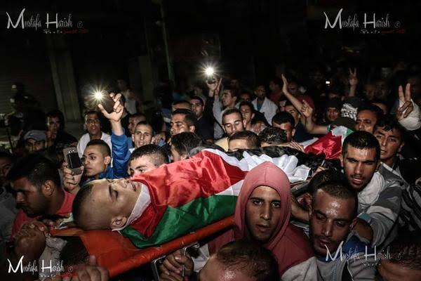 الشهيد الفلسطيني شعفاط 5