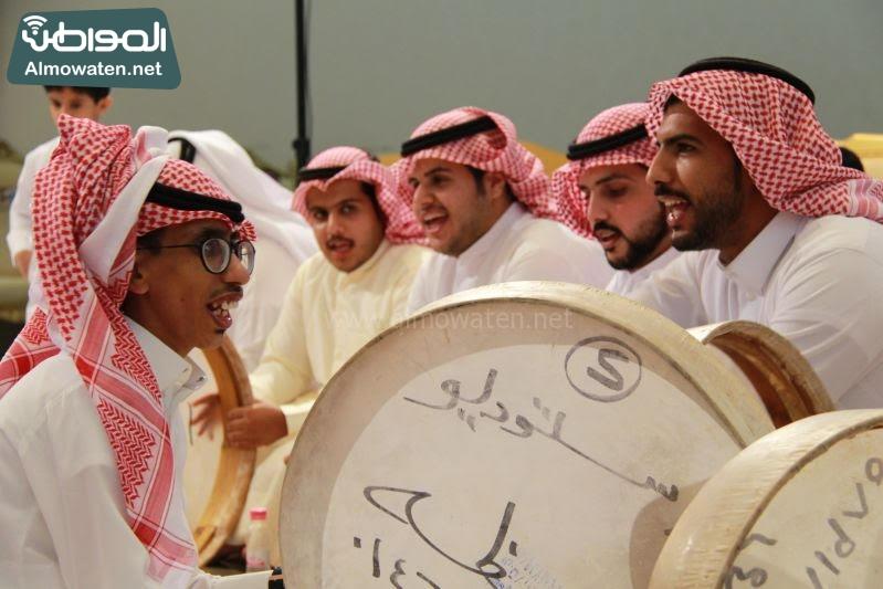 الشيحة يحتفلون بزواج تركي في رفحاء (16)