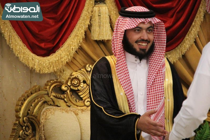الشيحة يحتفلون بزواج تركي في رفحاء (2)