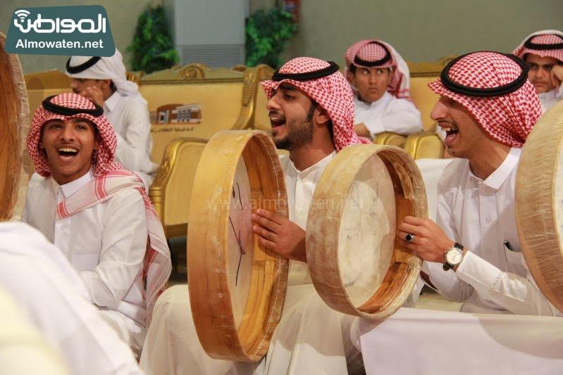 الشيحة يحتفلون بزواج تركي في رفحاء (3)
