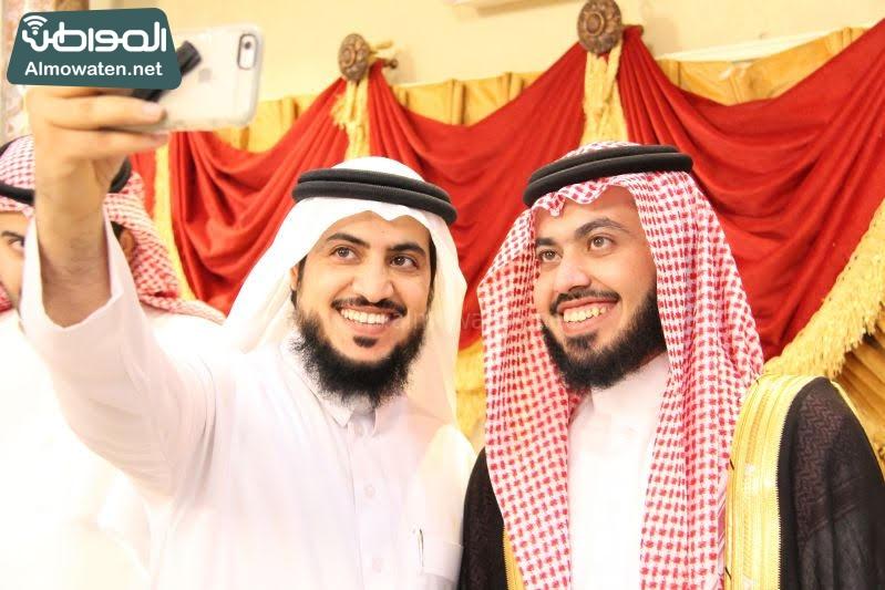 الشيحة يحتفلون بزواج تركي في رفحاء (40)