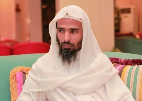 الشيخ الداعية مبارك الصيعري