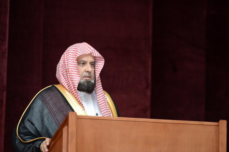 الشيخ الدكتور عبدالرحمن بن عبدالله السند (2)