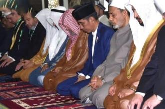 بطلب من الرئيس الإندونسي.. الشيخ ابن حميد يؤم حضور مؤتمر تعزيز الوسطية - المواطن