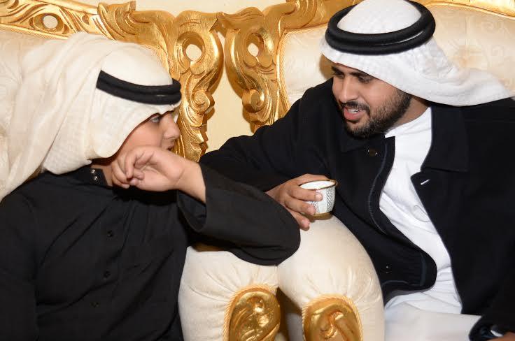 الشيخ ذياب آل نهيان يقدم التعازي بوفاة الشهيد العقيد السهيان5