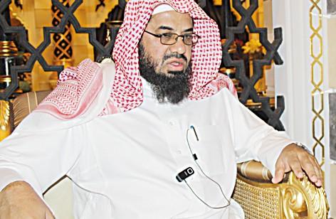 الشيخ الدكتور سعود بن إبراهيم الشريم