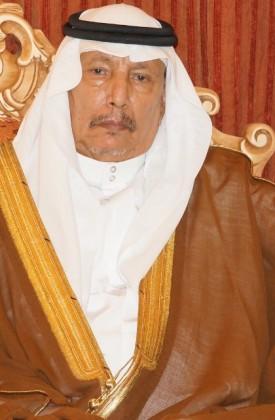 الشيخ صالح بن مريسي الحارثي