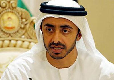 وزير خارجية الإمارات: التطبيع مع إسرائيل يخفف التوتر في المنطقة