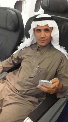 الشيخ عبدالله بن ظافر الساعدي (1)