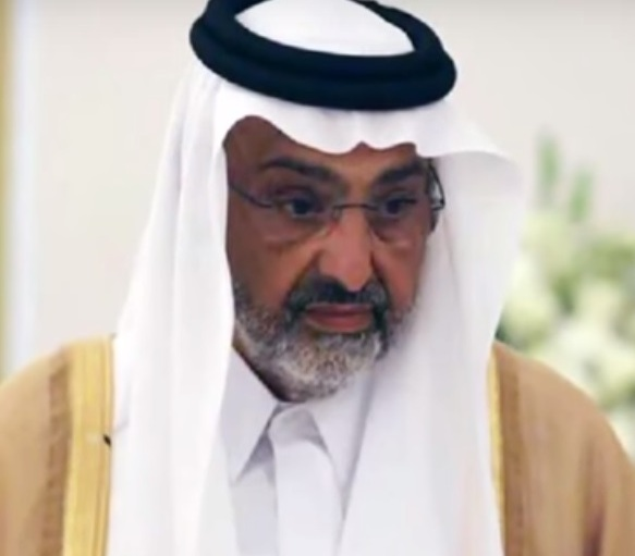 تنظيم الحمدين يواصل السقوط الأخلاقي بتجميد أرصدة سليل المجد الشيخ عبدالله بن علي