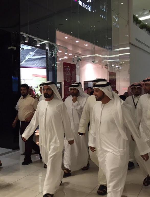 الشيخ محمد بن راشد آل مكتوم1