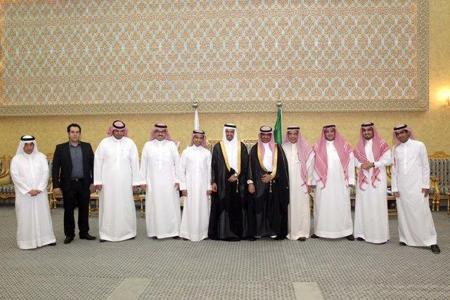 الشيخ  ناصر الدوسري (4)