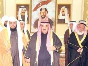 الشيخ ناصر المحمد رئيس مجلس الوزراء الكويتي