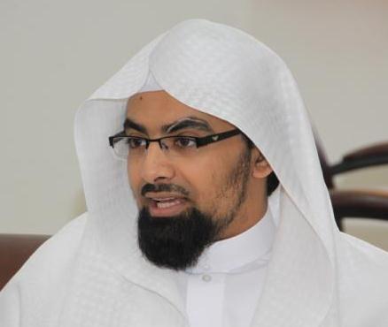 الشيخ  ناصر بن علي القطامي
