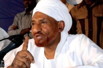 السودان .. الصادق المهدي يعود بعد غياب 10 أشهر - المواطن