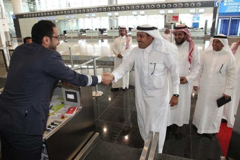 الصالة الجديدة بمطار الرياض تتواكب مع رؤية المملكة 2030 (1)