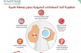 الصحة تبين خطورة أخذ المضادات الحيوية دون وصفة طبية - المواطن