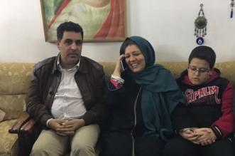 أول صور للصحافية العراقية أفراح شوقي إثر إطلاق سراحها - المواطن