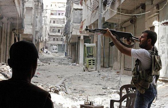 الصراع-بسوريا