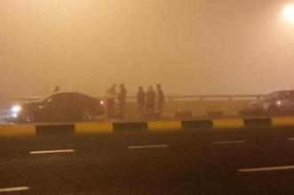 ضباب لمدة 9 ساعات على الرياض والقصيم - المواطن
