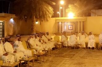 بالصور.. المحامي الضبعان يحتفي بأبناء عسيرفي الرياض - المواطن